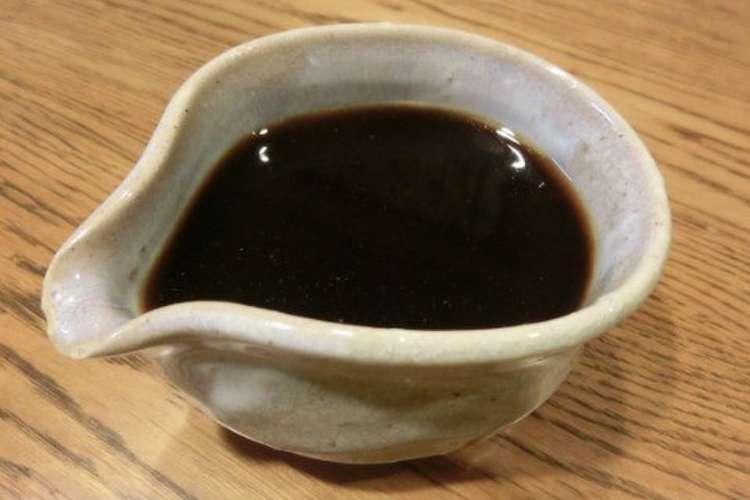 ポン酢 手作り 手作りポン酢のレシピ/作り方:白ごはん.com