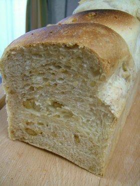 ふわふわ~♪くるみ食パン