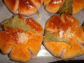 桜ちゃんパン