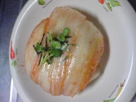 びっくり☆海鮮キムチサラダ