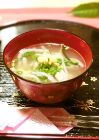 ☆沖縄の中味汁(豚もつ)☆