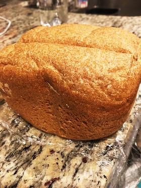 測り不要!全粒粉100%低GI HBパン