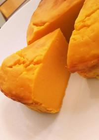やさしい味♪簡単!かぼちゃ チーズケーキ