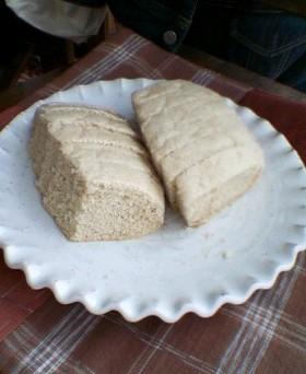 翌日でもフワフワ♪炊飯器パン♪