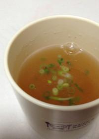 炒飯に合うスープ