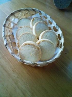おからクッキー(プレーン)