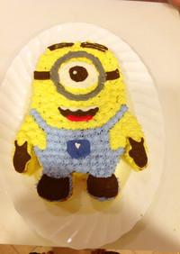 ミニオンのケーキ☆誕生日☆Xmas☆