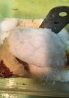 塩が固まった時☆玉ねぎの切れ端*冬季限定