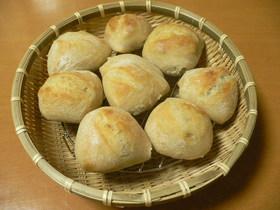 簡単♪風味いっぱい天然酵母パン