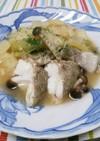 ★ひとり鍋diet第一弾★鱈と葱の洋風鍋