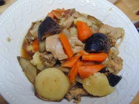 うちの定番◎チキンとお野菜の煮物