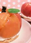 りんごのプチタルト