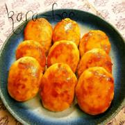 里芋でもちもち♡照り焼きツナチーズ芋もちの写真