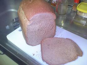 簡単!焼き栗パン