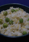 玄米、押し麦入り☆豆ご飯