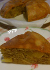 炊飯器で簡単☆りんごの紅茶ケーキ