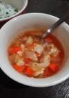 簡単ころころ野菜スープ★朝食に離乳食にも