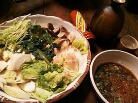 節約!鍋等の残り野菜で、鶏胸肉のちり蒸し