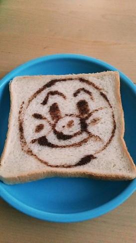 簡単すぎるキャラ食パン