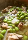 鯖缶と白菜のさっぱり煮