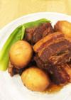 トロトロ〜豚の角煮♪【圧力鍋使用】