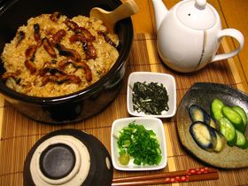鰻のひつまぶし★3通りのおいしい食べ方!
