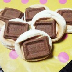 マシュマロチョコクッキー バレンタイン