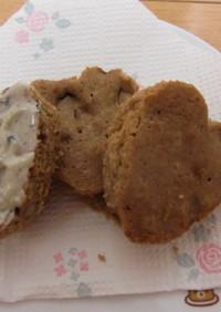 明治ミルクチョコレートでチョコクッキー