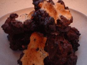 チョコチャンクマシュマロクッキー。