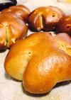 糖質制限◆大豆粉のくるみパン