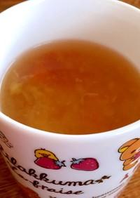 金柑の甘露煮で簡単はちみつ金柑湯♪