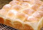 HBではちみつ♪ミルクちぎりパン