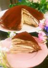 バレンタイン♡濃厚チョコレートティラミル