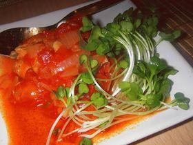 ◆鰯でイタリアン!いわしのトマト煮◆
