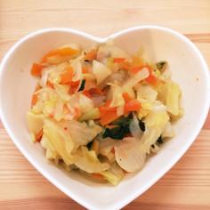 カット野菜で♡ちょっとオシャレな温野菜②