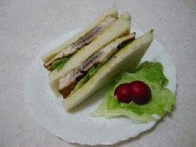シャークサンドイッチ
