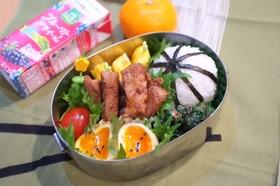 【作り置き・お弁当】豚肉の味噌漬け焼き