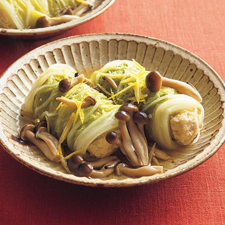 和風ビッグロール白菜