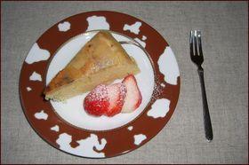 ホットケーキミックスで作る簡単ケーキ