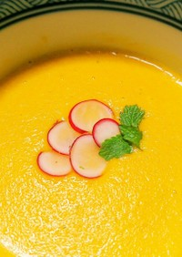 薬膳  かぼちゃポタージュスープ