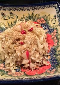 ⭐️白菜とアンチョビのサラダ