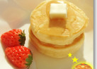 ♡1歳のためのホットケーキシロップ♡