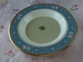 春の香り 新ごぼうのポタージュスープ