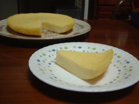 炊飯器◆ダイエットベイクド?チーズケーキ