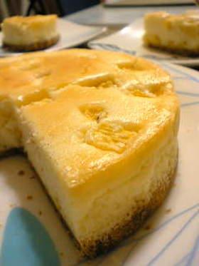 ココ☆パインチーズケーキ
