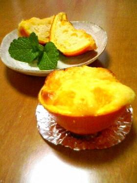 可愛い♪美味しい♪♪☆オレンジポムポム☆