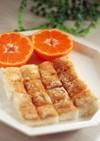 幼児食☆きな粉トースト