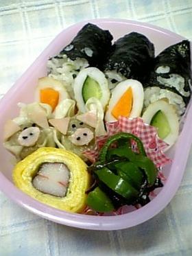 ☆お弁当に簡単☆ピーマンと塩昆布の和え物