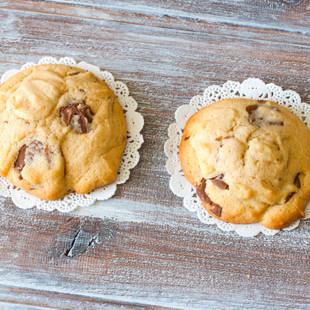 ソフトなチョコチップクッキー