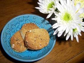 小麦粉を使わない豆乳おからクッキー
